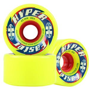 hyper-faster