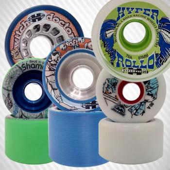 quad skates wheel